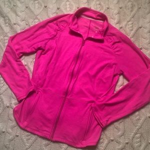 Lily pulitzer running jacket athletic wear